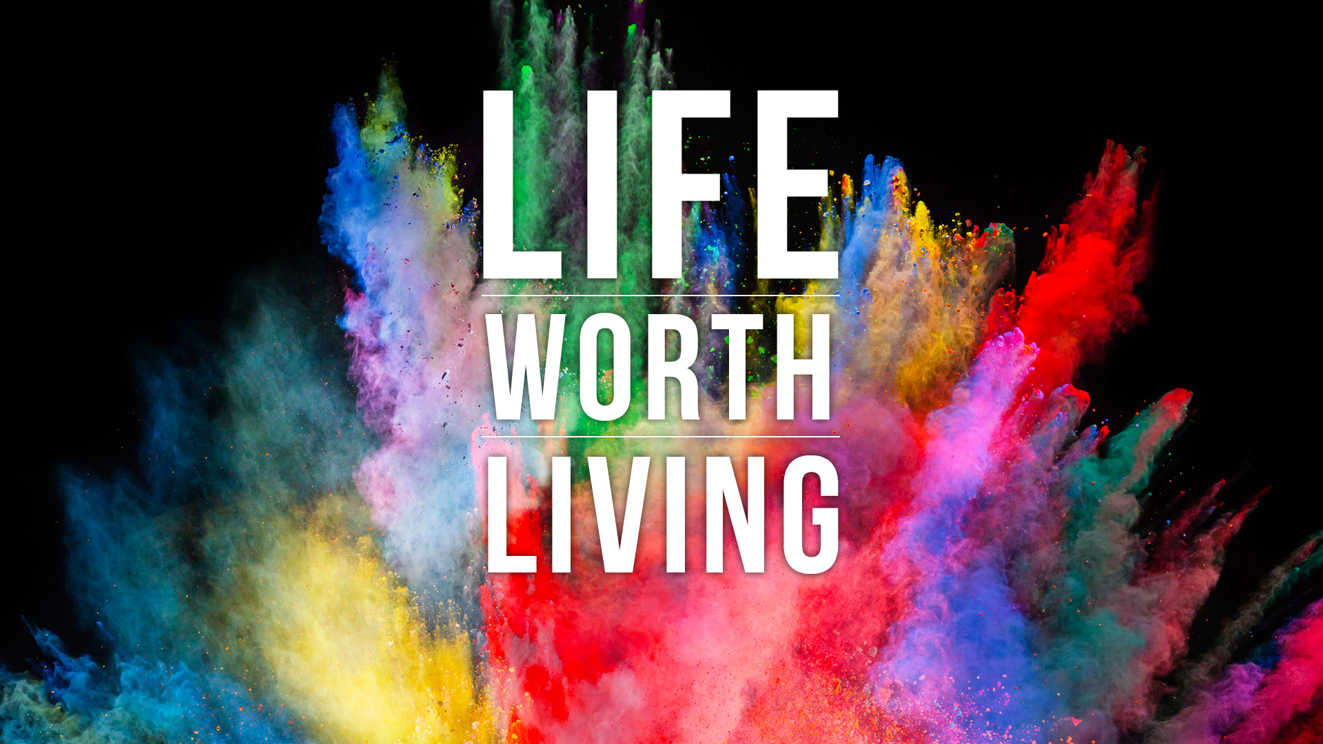 Life Worth Living | Cathedral