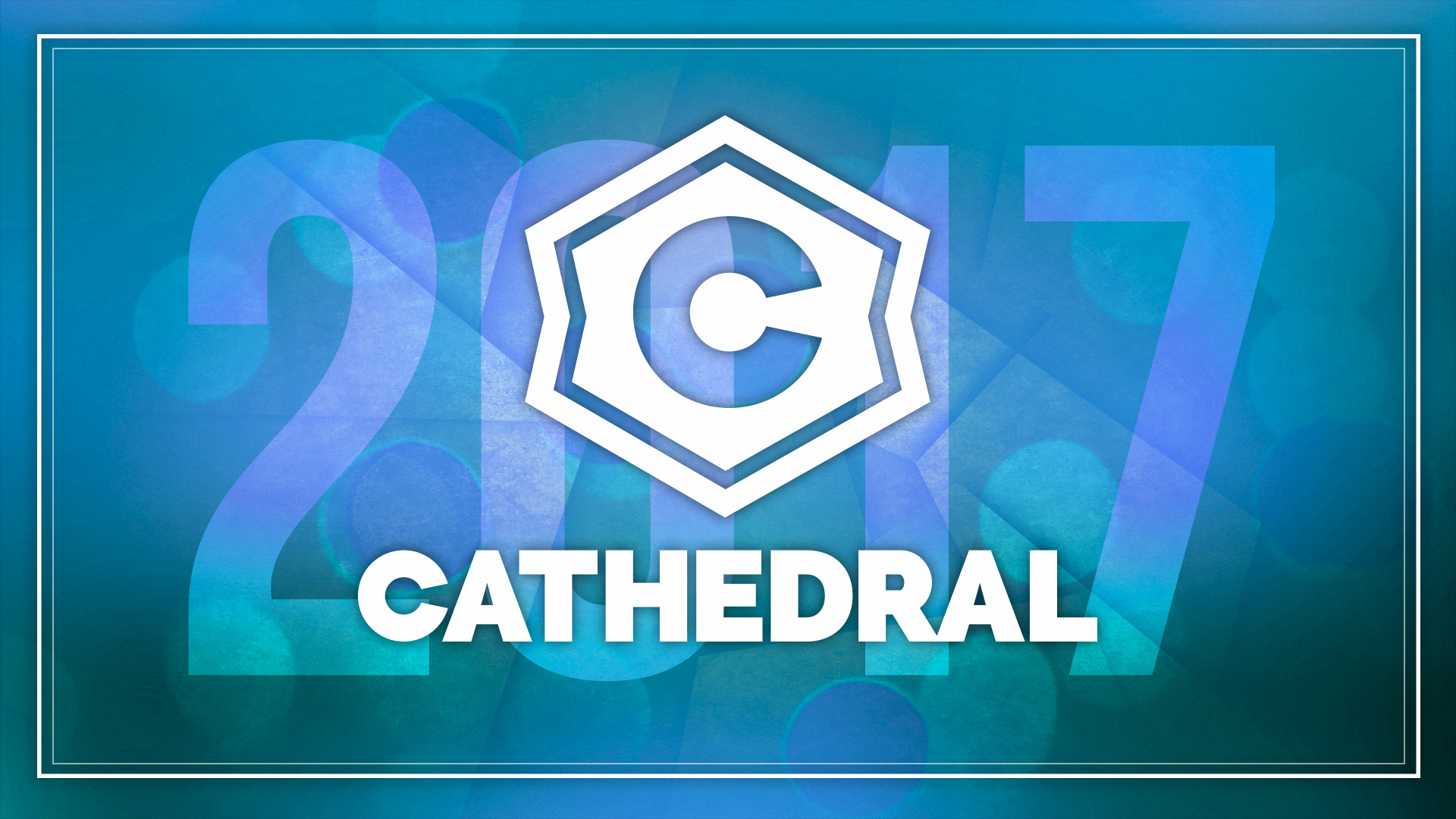 Cathedral New Year 2017 title