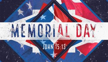 Memorial Day 2017