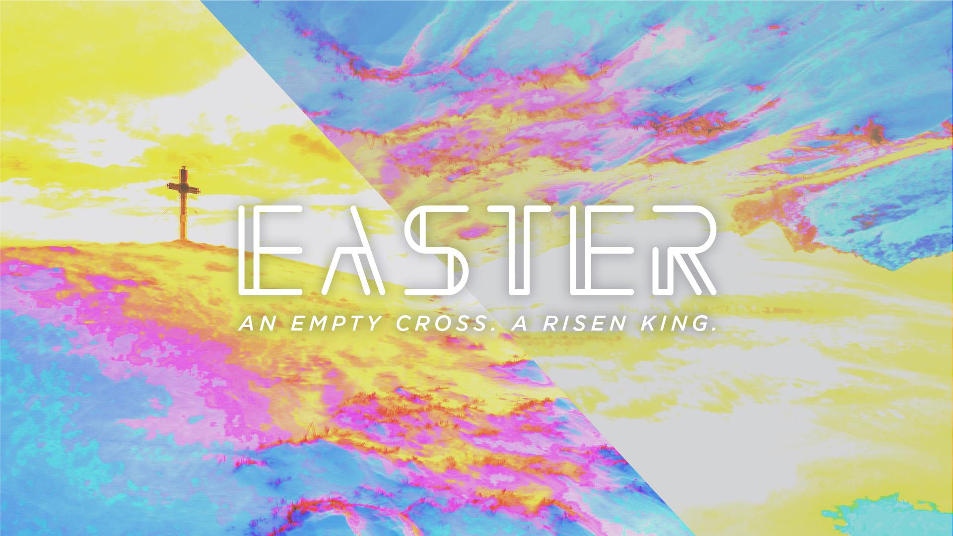 Easter 2017 title slide